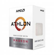 Procesador AMD Athlon 200GE 2 Core 4-Thread 3.2 GHz AM4 Radeon Vega 3