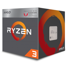 Procesador AMD RYZEN 3 3200G Quad Core 3.6 GHz (4.0 GHz Max Turbo Boost) AM4 65W Radeon Vega 8