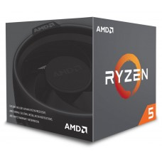 Procesador AMD RYZEN 5 2600 6 Core 3.4 GHz (3.9 GHz Max Boost) AM4 (2da Gen)