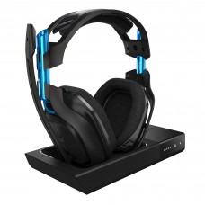 (RESERVAS) Audifono Gamer Astro A50 Wireless Dolby Headphone 7.1 + Base Station - PC, PS4, Switch
