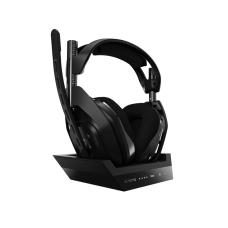 Audifono Gamer Astro A50 Wireless Dolby Headphone 7.1 + Base Station - PC, Xbox One, Switch