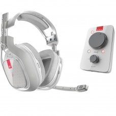 Astro A40 TR + MixAmp Pro TR White - PC, Xbox One, PS4, Switch