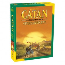 Catan - Cities & Knights 5 - 6 Player Extension (Inglés)