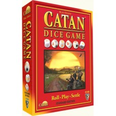 Catan - Dice Game (Inglés)