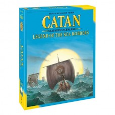 Catan - Seafarers Scenarios: Legend of the Sea Robber (Inglés)