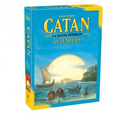 Catan - Seafarers 5 - 6 Player Extension (Inglés)