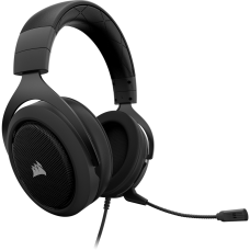 Audifono Gamer Corsair HS60 Carbon - PC, Xbox One, PS4, Switch