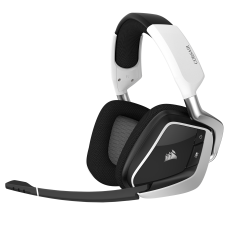 Audifonos Gamers Corsair Void RGB Premium White Wireless Sonido 7.1 - PC, Xbox One, PS4 (Reserva)