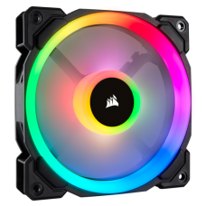 Corsair Fans x1 LL120 RGB LED 120mm Lighting Node PRO