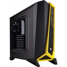 Corsair Carbide SPEC-OMEGA Mid Tower ATX - Black Yellow