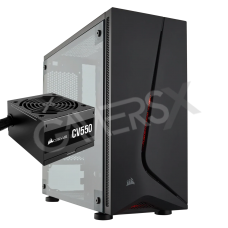 Corsair Carbide SPEC-05 Window Acrylic Black + Corsair CV 550W 80 PLUS Bronze