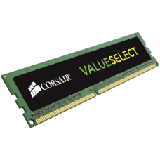 Corsair Value Select 8GB (1 x 8GB) DDR4 DRAM 2400MHz C16