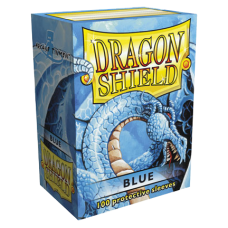 Dragon Shield Protectores Standar 100u Blue