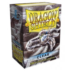 Dragon Shield Protectores Standar 100u Clear