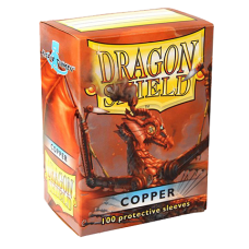 Dragon Shield Protectores Standar 100u Copper