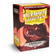 Dragon Shield Protectores Standar 100u Crimson