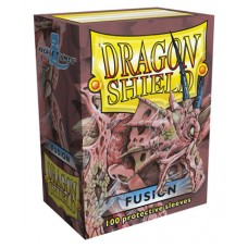 Dragon Shield Protectores Standar 100u Fusion