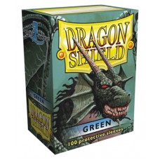 Dragon Shield Protectores Standar 100u Green