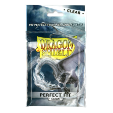 Dragon Shield Protectores Perfect Fit 100u Clear