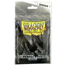 Dragon Shield Protectores Perfect Fit 100u Smoke