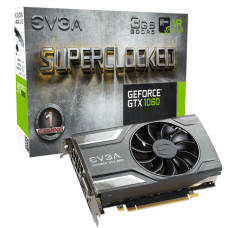 EVGA GeForce GTX 1060 SC GAMING 3GB GDDR5 PCI Express x16 3.0 ACX 2.0 (Single Fan)