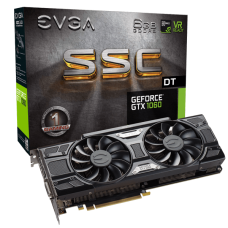EVGA GeForce GTX 1060 SSC DT GAMING 6GB GDDR5 PCI Express x16 3.0 ACX & LED