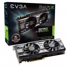 EVGA GeForce GTX 1070 Ti SC GAMING Black Edition 8GB GDDR5 PCI Express x16 3.0 ACX