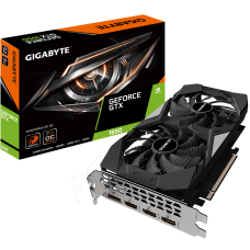 Tarjeta de Video Gigabyte GeForce GTX 1650 OC 4G 2x WINDFORCE Fans 4GB 128-Bit GDDR5