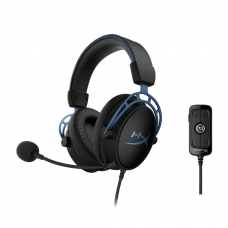 Audifono Gamer Hyperx Cloud Alpha S Sonido 7.1 Blue - PC, Xbox One, PS4, Switch