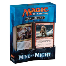 MTG Duel Mind vs Might Decks - Inglés
