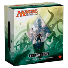 MTG Battle for Zendikar Holiday Gift Box - Español