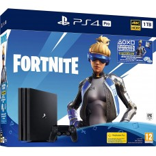 Consola PlayStation 4 Pro 1TB Fortnite Bundle