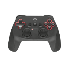 Control Gamer Trust GXT545 Yula Gamepad Wireless Vibration Motors - PC, PS3