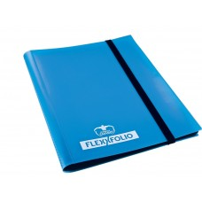 Ultimate Guard Carpeta FlexXfolio 4 pkt Azul