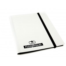 Ultimate Guard Carpeta FlexXfolio 4 pkt Blanco