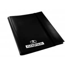Ultimate Guard Carpeta FlexXfolio 4 pkt Negro