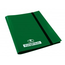 Ultimate Guard Carpeta FlexXfolio 4 pkt Verde