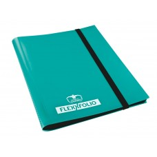 Ultimate Guard Carpeta FlexXfolio 4 pkt Turquesa