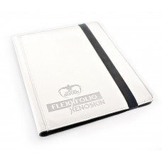 Ultimate Guard Carpeta FlexXfolio XenoSkin 9 pkt Blanco