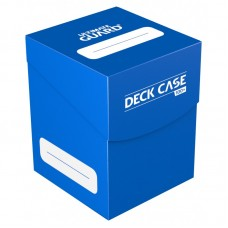 Ultimate Guard Portamazo Deck Case 100+ Standar Azul Ultramar