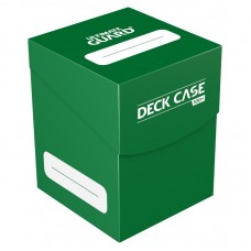 Ultimate Guard Portamazo Deck Case 100+ Standar Verde